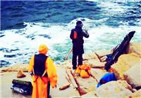《游钓珠海》第2期  万山岛矶钓冒险行遭遇狂风暴雨(下)