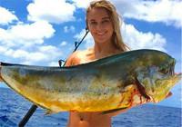 又是美女!钓鱼高清图片合集分享